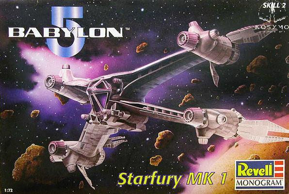 Babylon 5-StarfuryMk1
