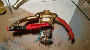 C3-PO (Z-6PO) von Meccano