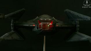 Kylo Ren Fighter