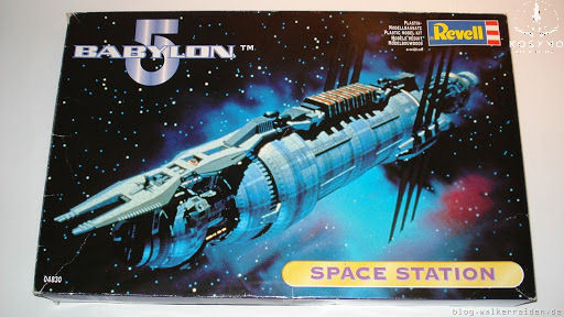 Revell Space Station Babylon 5