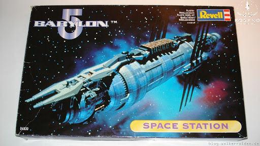 Revell Space Station Babylon 5