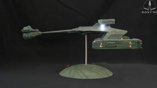 Klingon Battle Cruiser