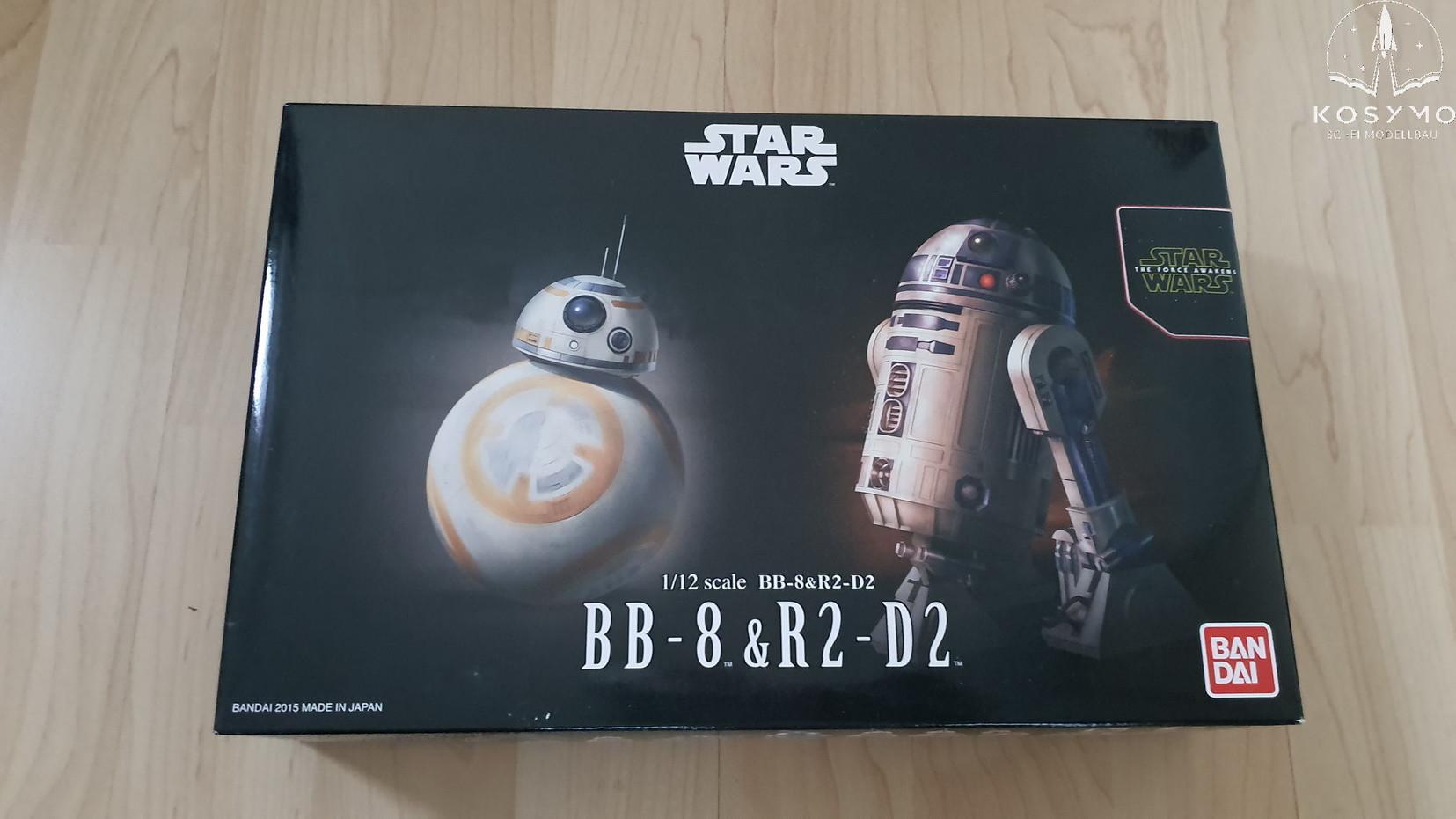 BB8 und R2D2