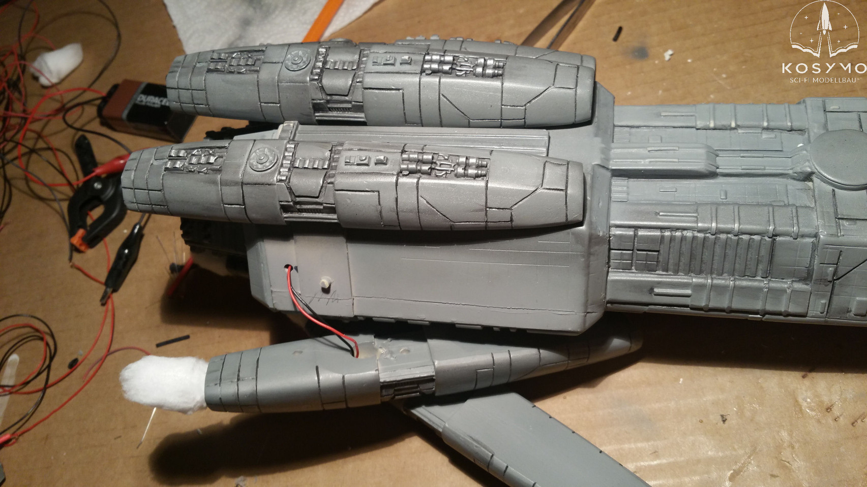 Pegasus Resin Kitt