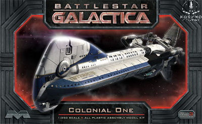 Colonial One Battlestar Galactica