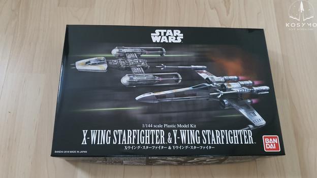 Y-Wing X-Wing