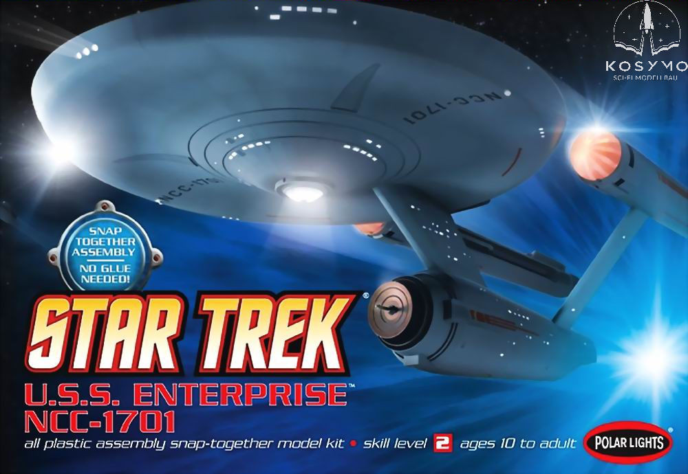 Polar Lights Enterprise 1-1000