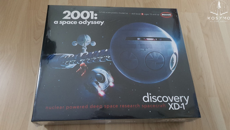 Discovery XD1