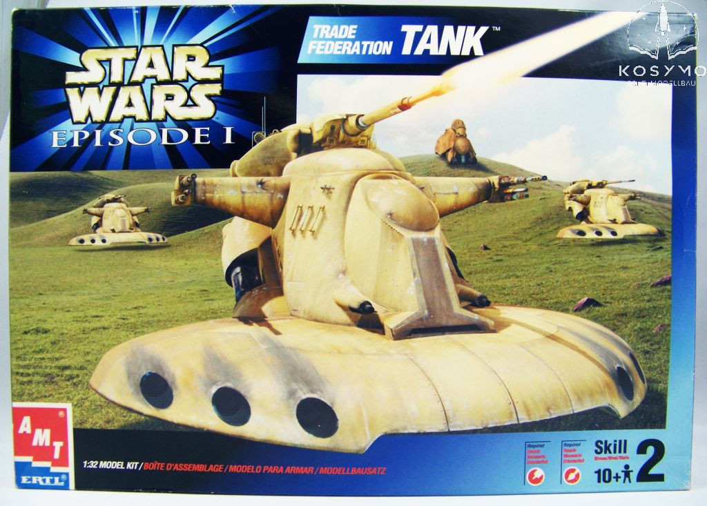 amt Tank Star Wars