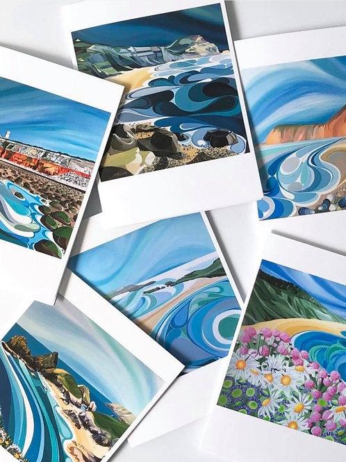 Coastal Card 6 Pack Bundle