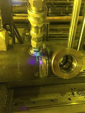 spectroline  sızıntı tespit