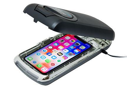 CellBlaster uv telefon temizleme uv bakteri mikrop germ dezenfekte