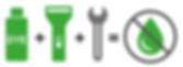 Demirer Teknoloji sızıntı tespiti uv fener dye