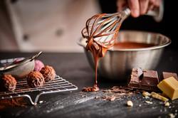 sjokoladebaking