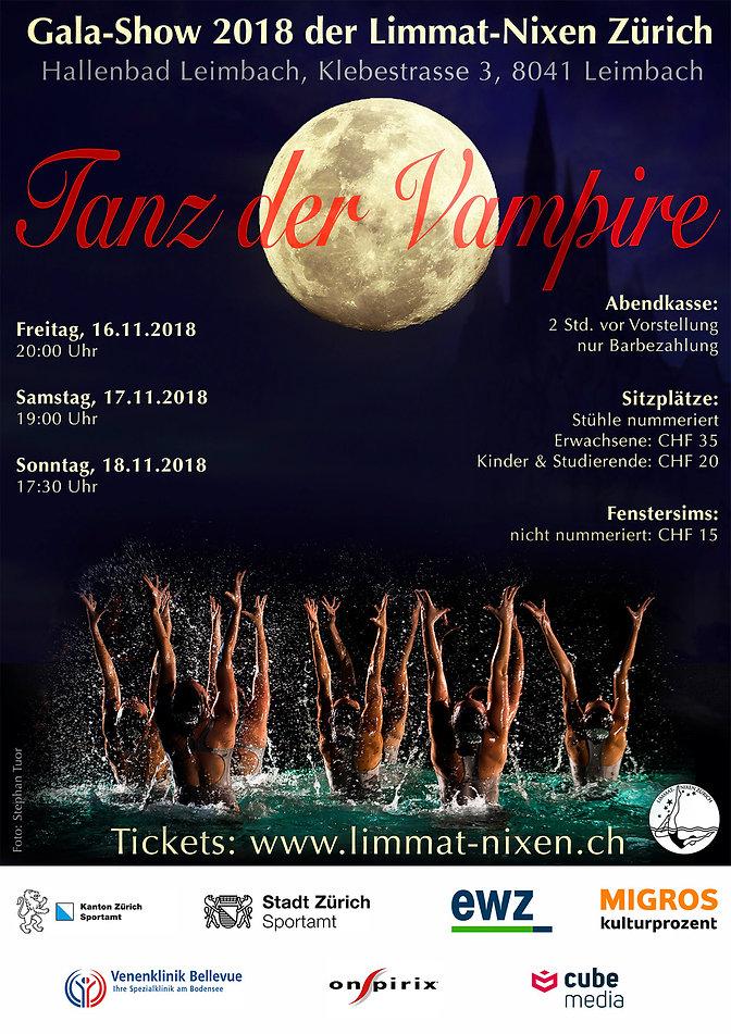 Tanz der Vampire definitiv mit Sponsoren