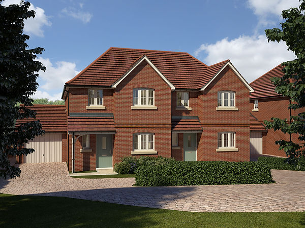 Copse View, Four Marks_Plot 1&2 (Low Res