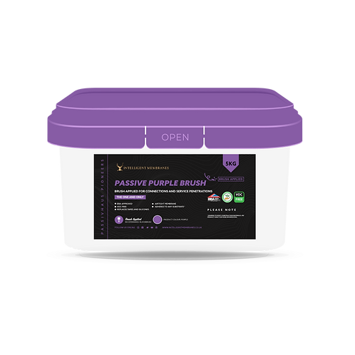Passive Purple (Brush Applied) 5kg