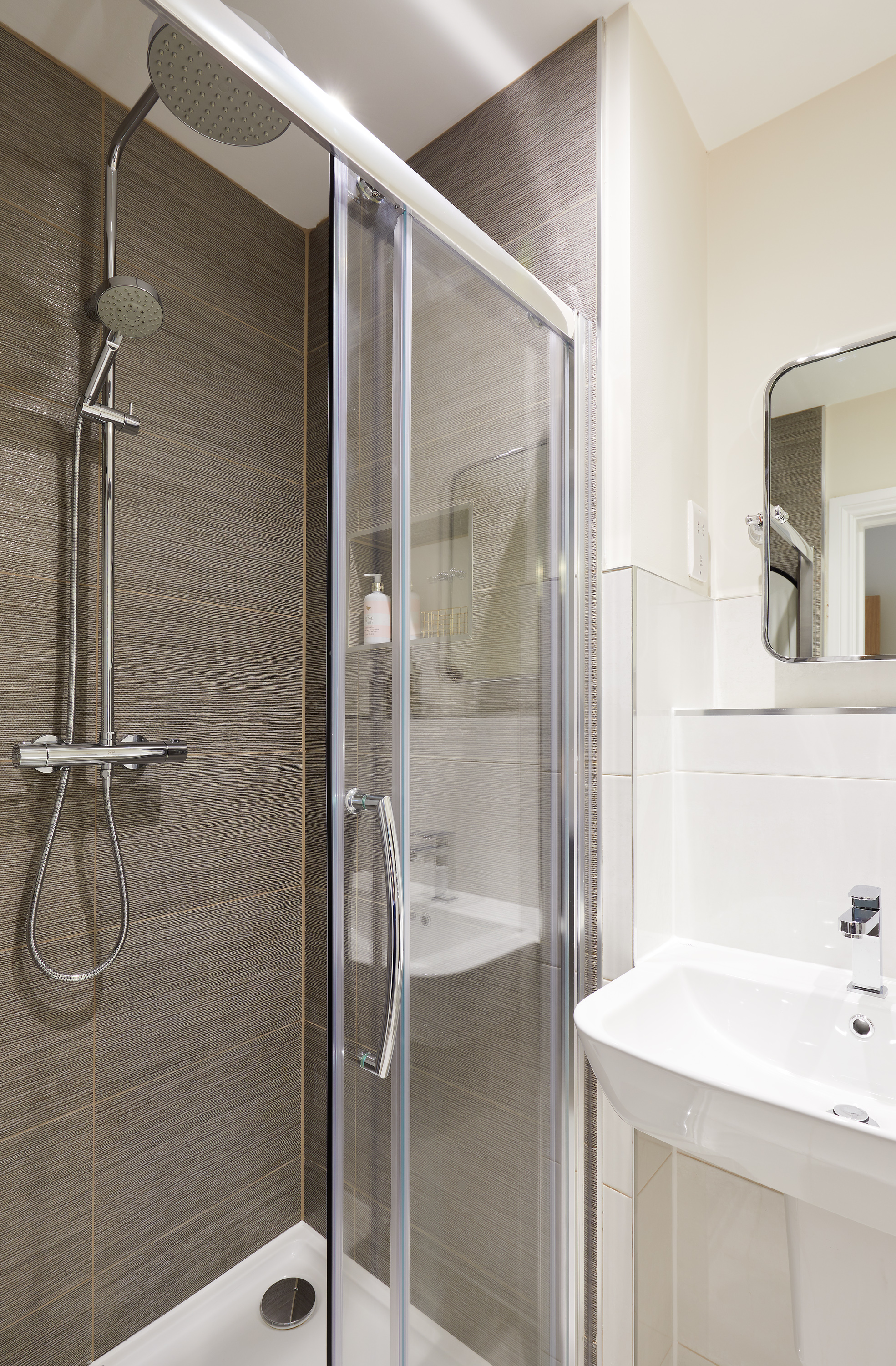 Typical Ensuite Fittings