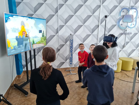 Развивающая суббота кемеровского школьника