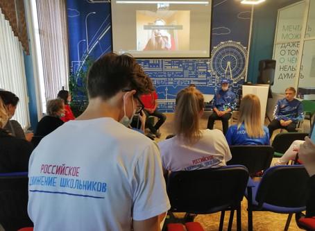 Пресс-конференцию с финалистами VIII Национального чемпионата «Молодые профессионалы» (WSR)