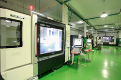 Machining Center (CNC Mill )