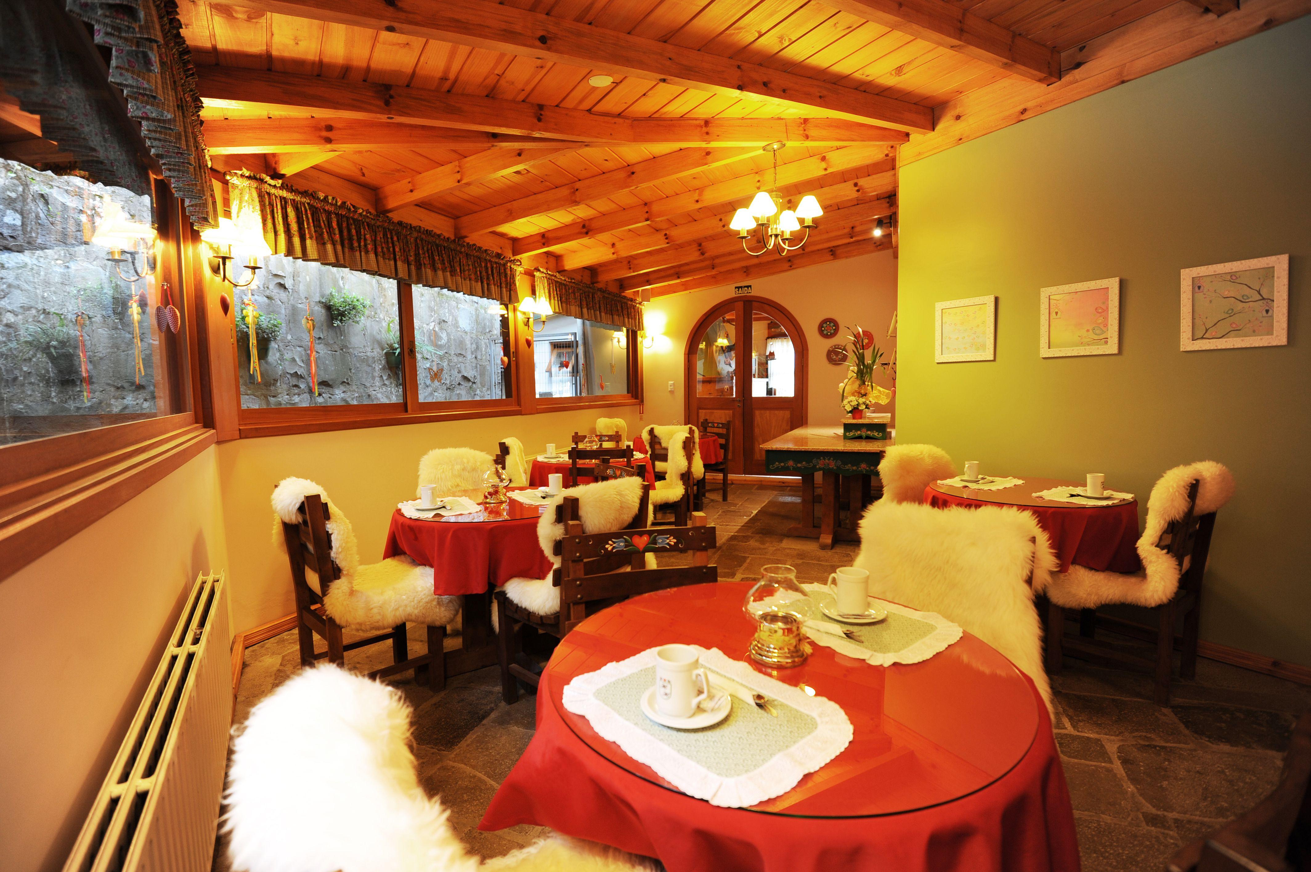 Sala do Café da Tarde
