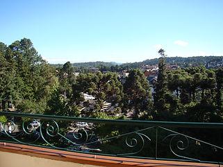 Vista de Gramado - Hotel das Hortênsias