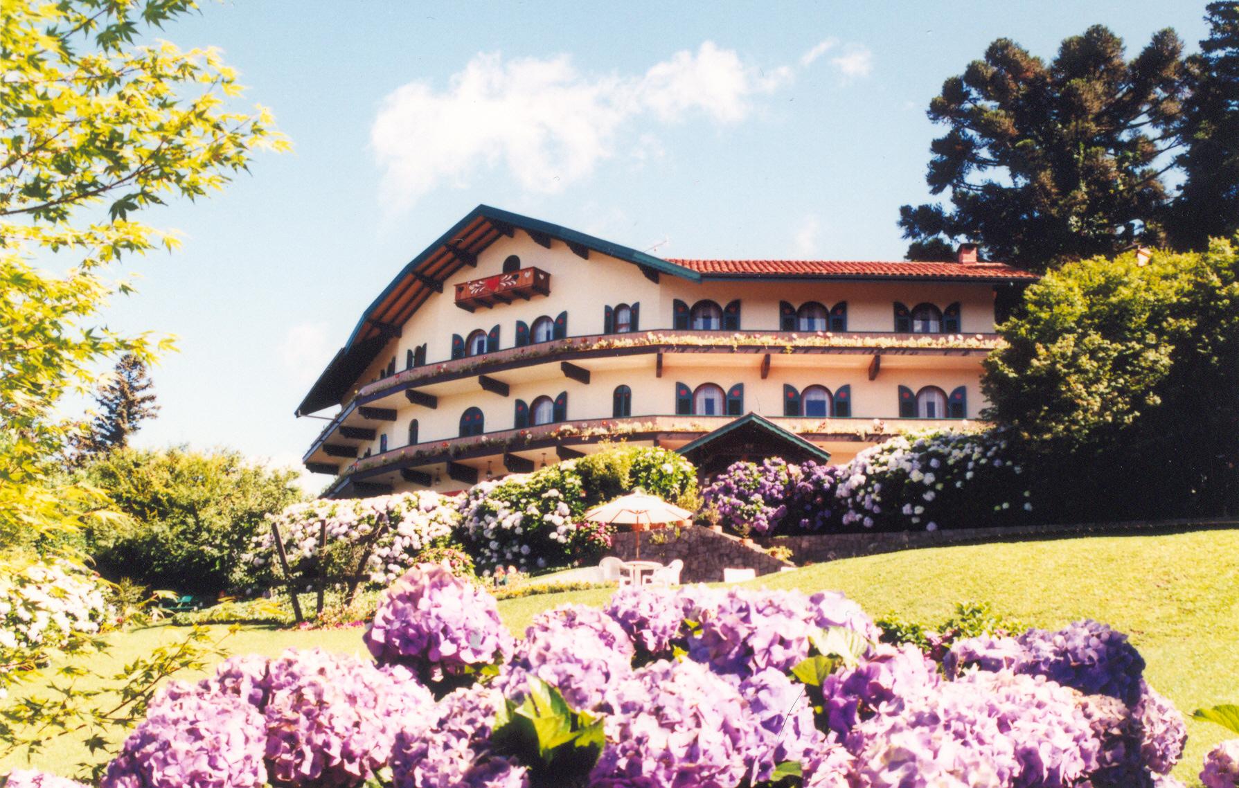 Hotel em Gramado | Hortênsias