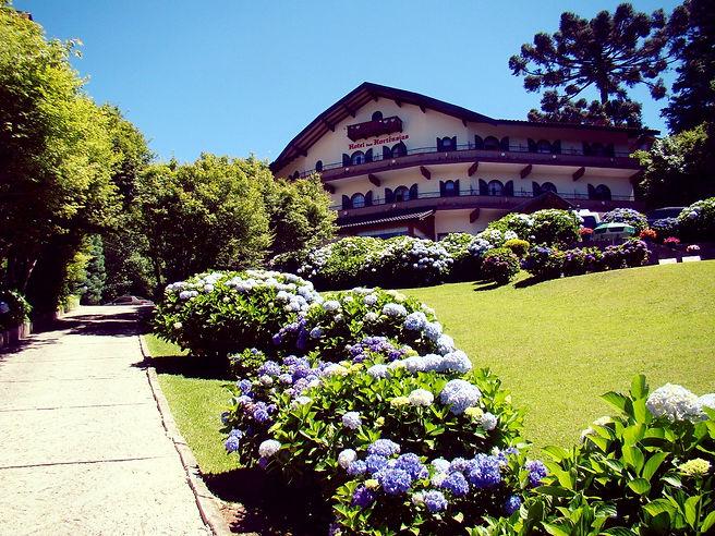 Hotel no Centro de Gramado - Hotel das Hortênsias