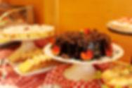 Café da Manhã do Hotel das Hortênsias em Gramado RS
