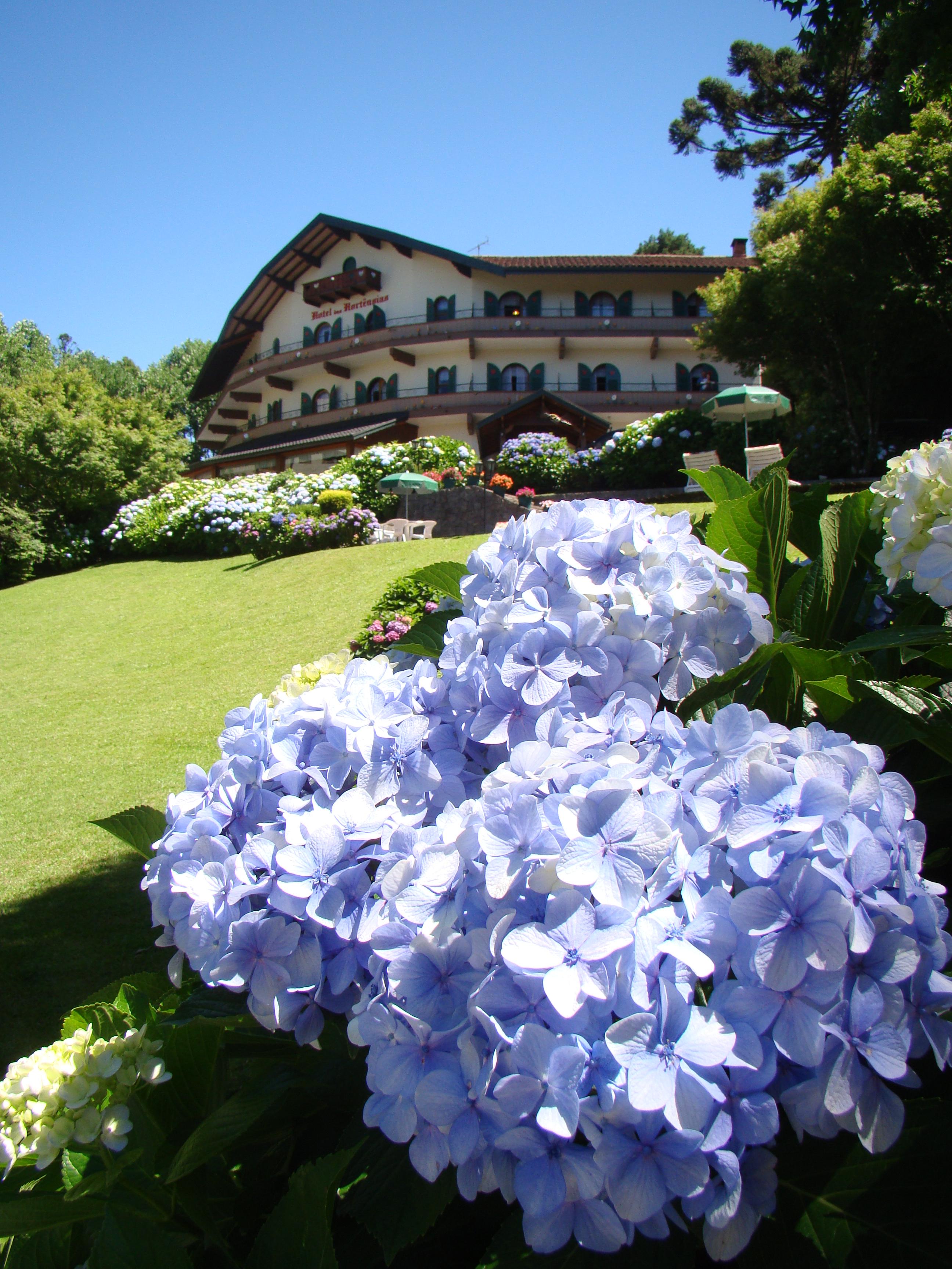 Jardim Hotel das Hortênsias