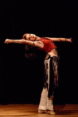 fotografia de dança e espetáculo