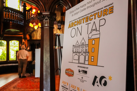 Architecture on Tap