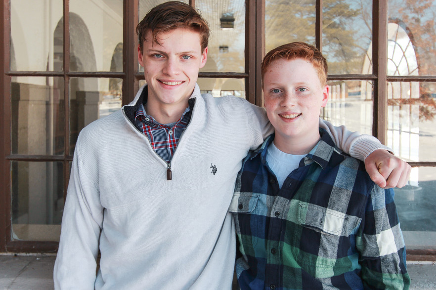 Gabe & Alex