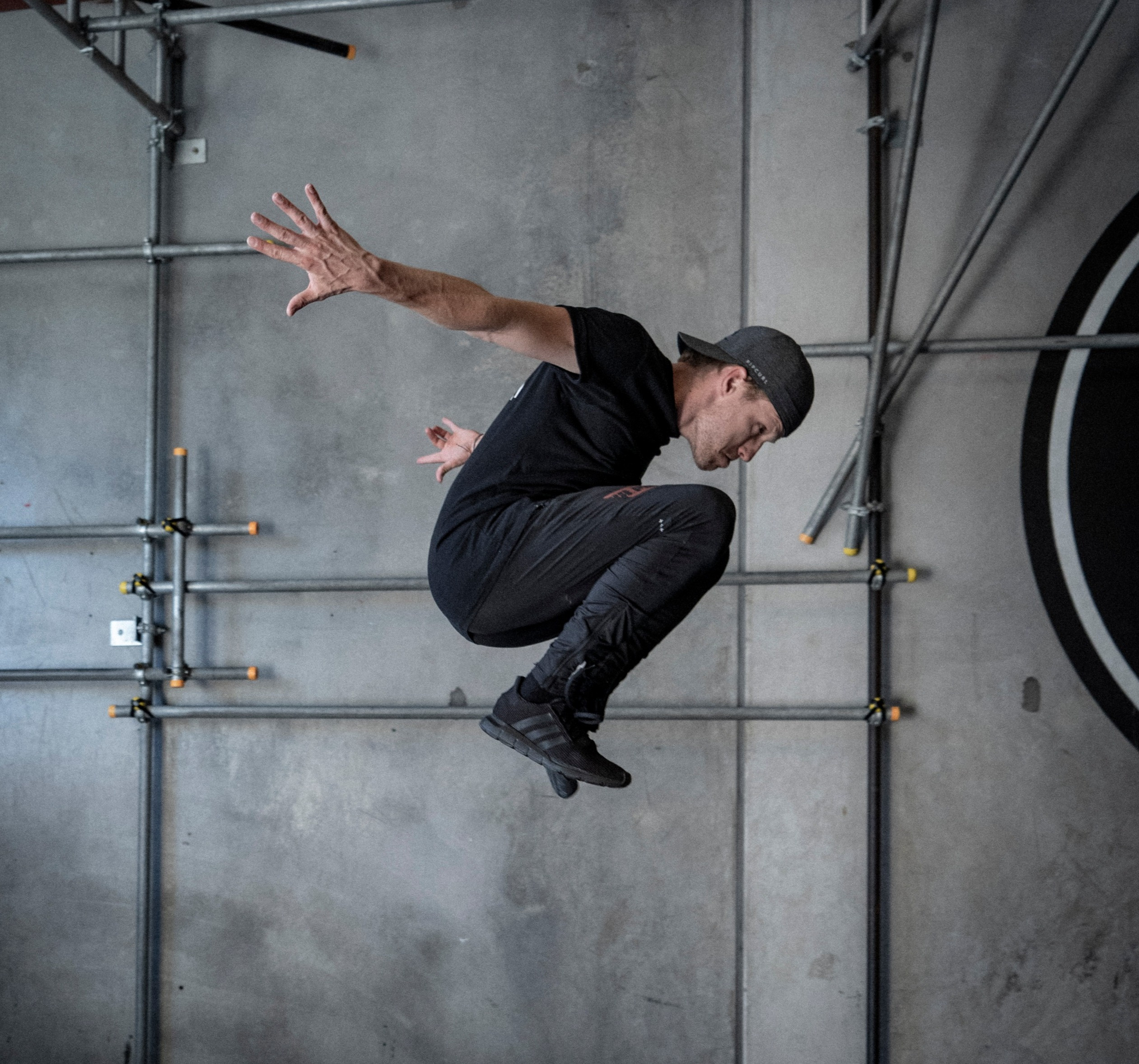 Holiday Young Beginners Parkour