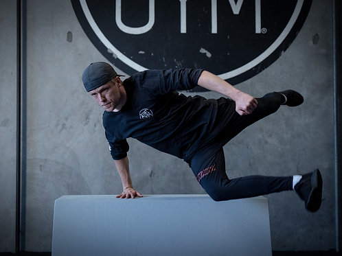 Term 2 Parkour and Freerunning 2020