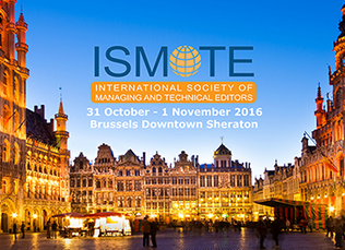 ISMTE Conference, October 2016