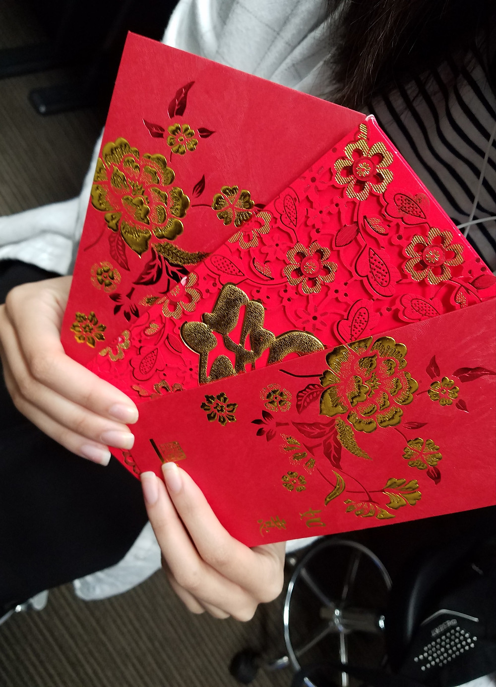 money gifts for chinese new year