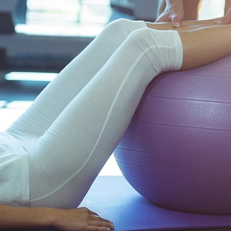 Pelvic floor physical therapy after having a baby