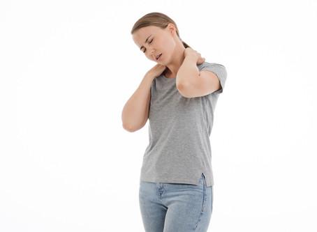 3 best exercises to combat whiplash symptoms!