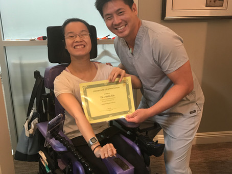 Living Life One Smile At A Time: Tina's Story