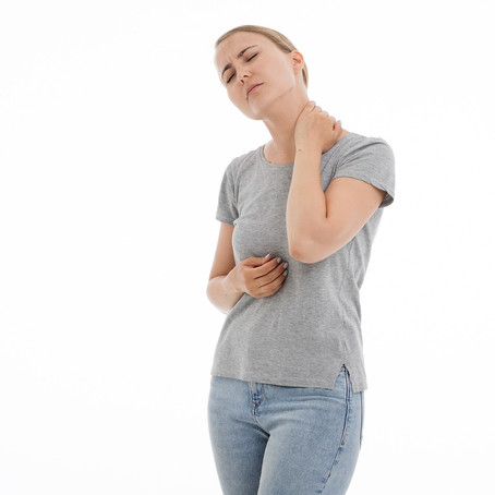 COVID Care Part 3: Neck Pain