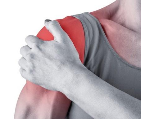 Shoulder injury rehab