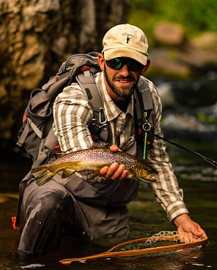guided fly fishing in Upstate New York