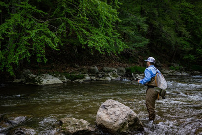 Guided Fly Fishing In Central New York