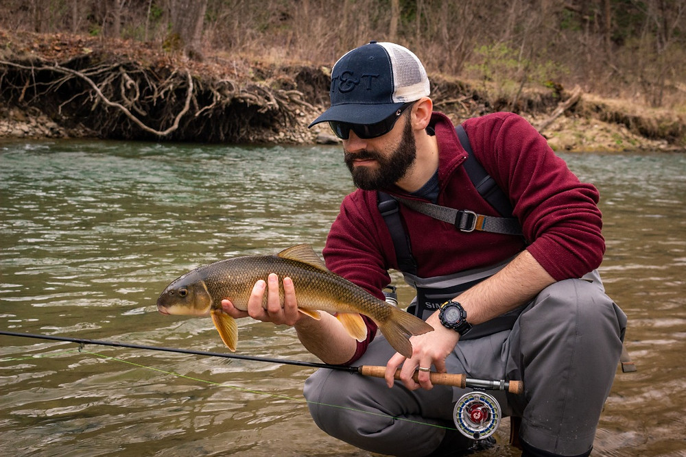 fly fishing in central new york