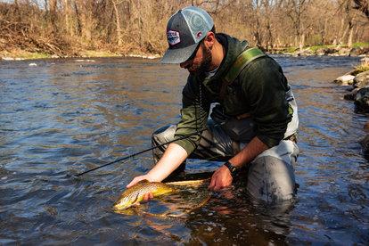 Upstate New York fly fishing