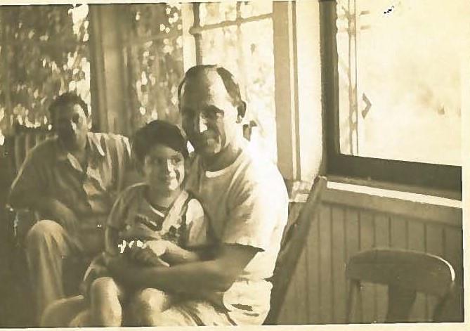 Dad and Grandpa Sam