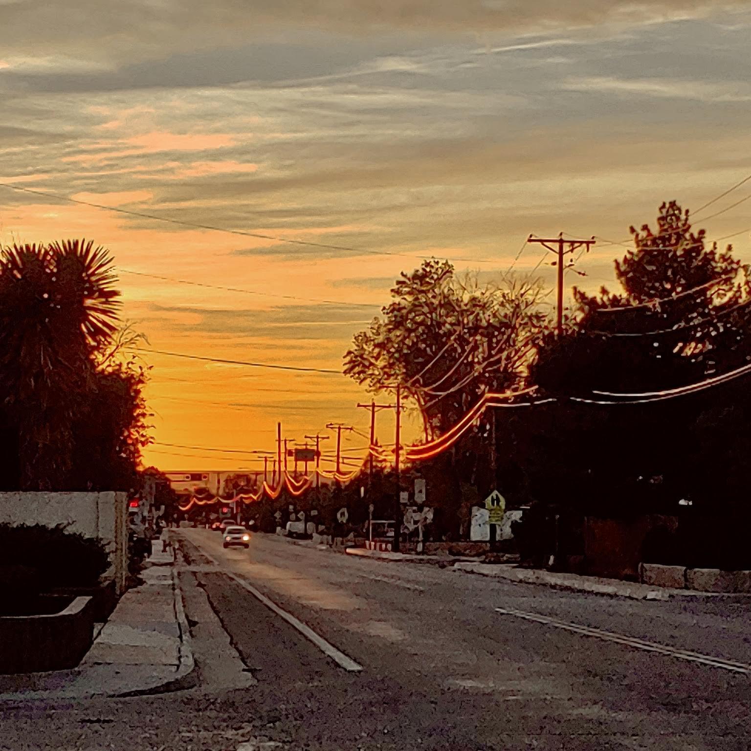 Sunset, ABQ