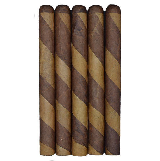 Churchill Barber Pole Habano Connecticut (48x7) in 5 & 25 Count Bundles